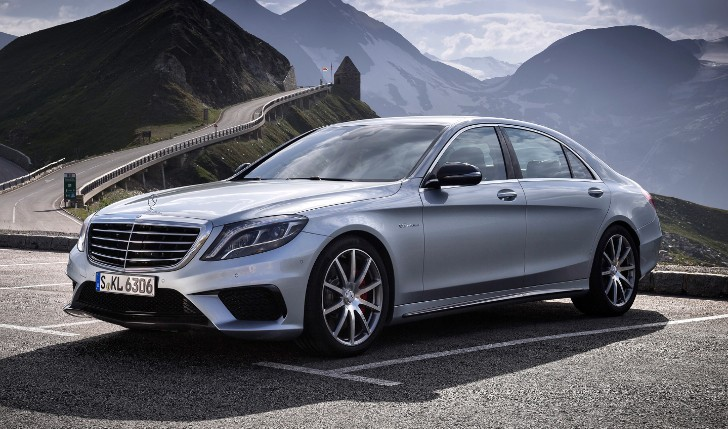 S 63 AMG W222 Gets Reviewed by Car&Driver [Photo Gallery]