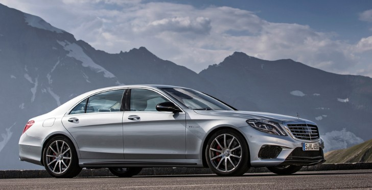 S 63 AMG W222 Gets Reviewed by Autocar