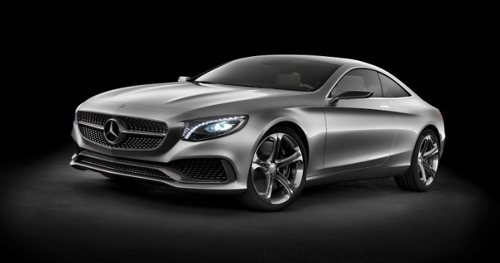 S-Class Coupe C217 Confirmed to Look Almost Like Concept [Photo Gallery]