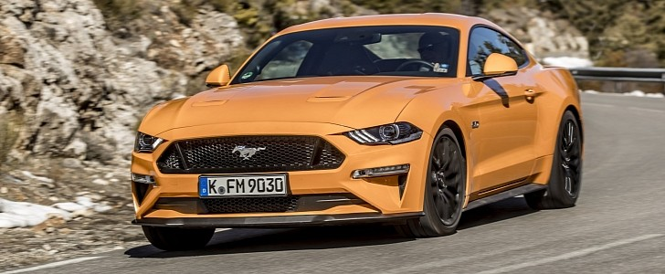 2023 Ford Mustang AWD Indirectly Suggested by Brand Manager - autoevolution