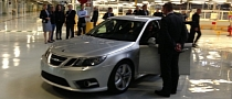 Saab 9-3 Production to Resume Next Week