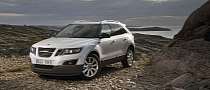 Saab 9-4X Awarded Top Safety Pick by IIHS