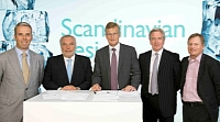 Saab signs agreement with Hipogest