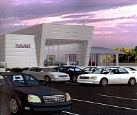 Saab dealers were told that the company will grow bigger this year