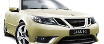 Saab Launches Anniversary 9-3 Convertible