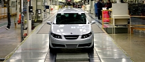 Saab to Stall Production Until August 29th