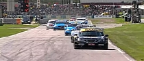 Saab Wins First Swedish Touring Car Race [Video]