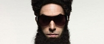 Sacha Baron Cohen to Drive Golden Dartz Prombron in The Dictator