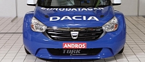 Safest Dacia Ever: Lodgy MPV Will Have Standard ESP