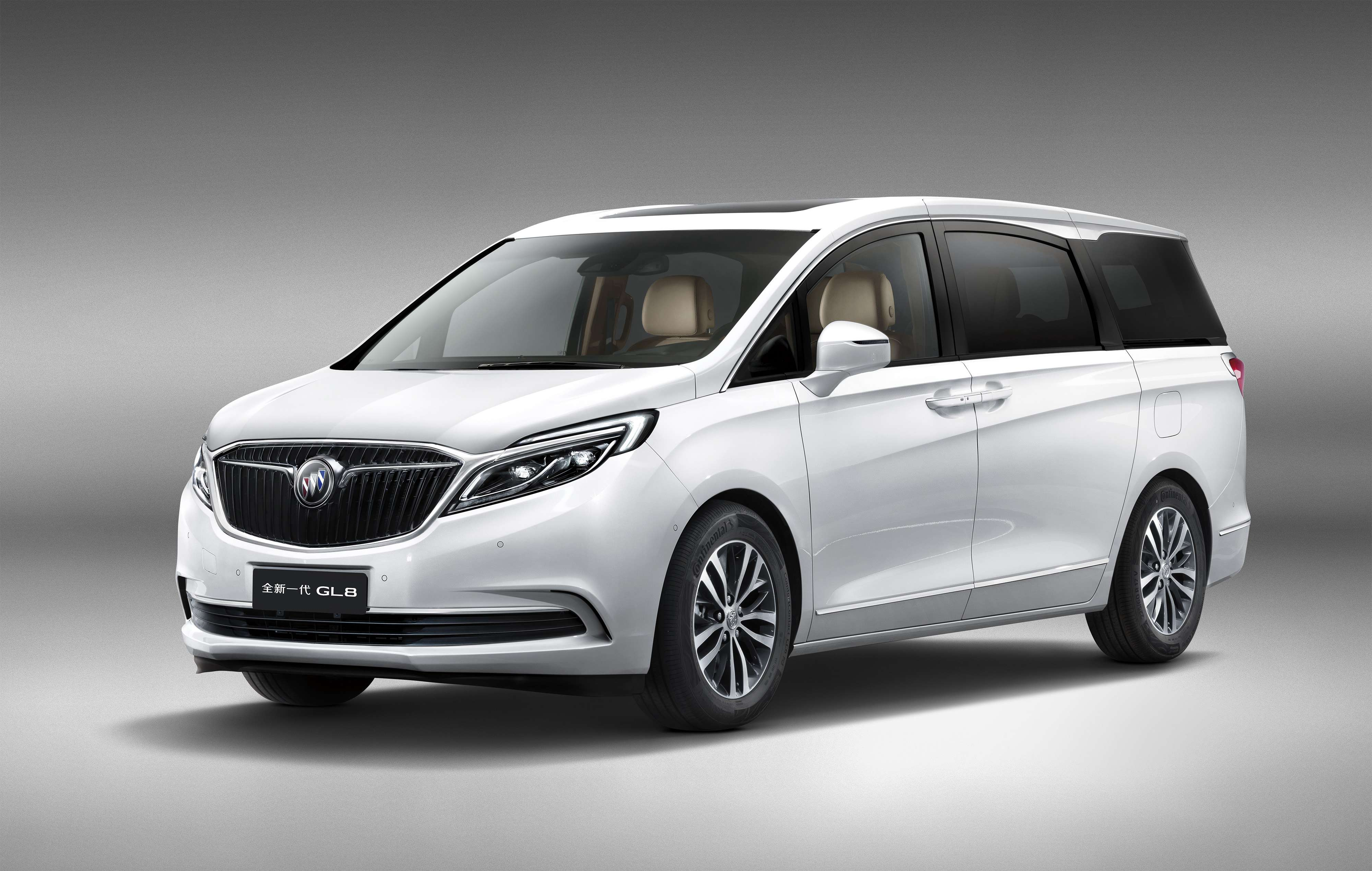 SAIC General Motors Unveils 2017 Buick GL8 Minivan in China