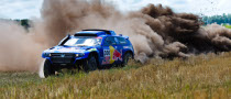 Sainz Wins 2011 Dakar Rally Opener