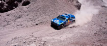 Sainz Wins Again, Increases Dakar Lead