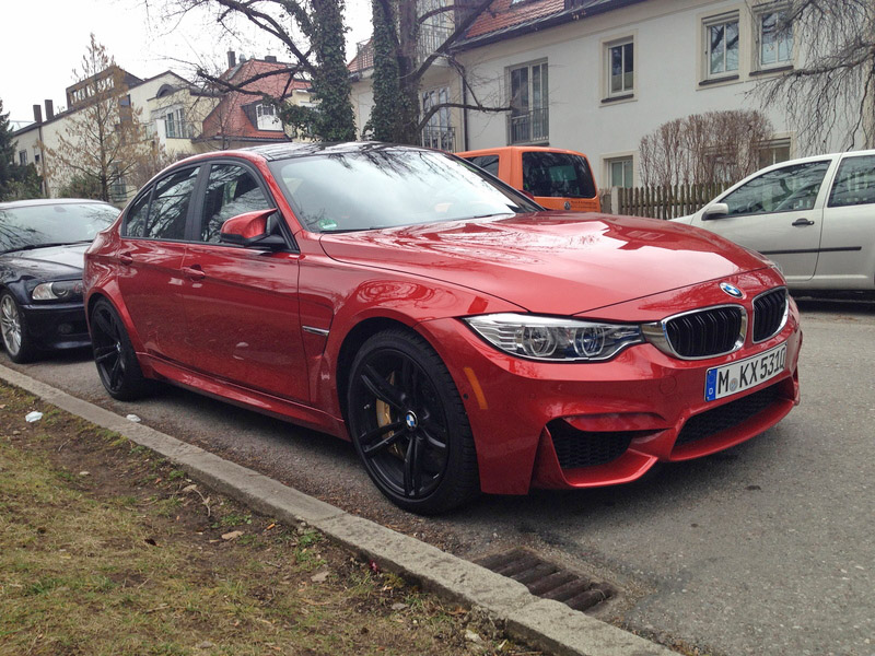Sakhir Orange BMW F80 M3 Is All You Can Wish For - autoevolution