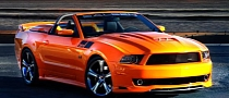 Saleen 351 Mustang Production Begins