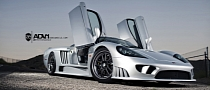 Saleen S7 Gets ADV.1 Wheels [Photo Gallery]