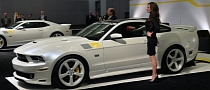 Saleen SA-30 Mustang Up Close in LA [Photo Gallery]