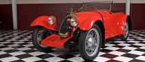 Sam Garret Classic Car Collection Goes Under the Hammer