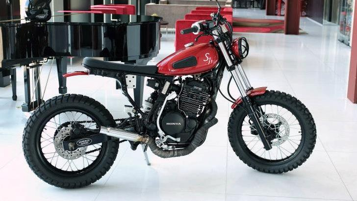 Sameiros Motors S1 Tracker, a Skinny Honda Beast [Photo Gallery]
