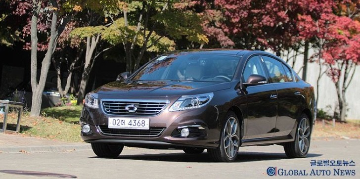 Samsung SM5 Gets Facelifted for 2013