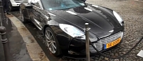 Samuel Eto'o Aston Martin One-77 Breaks Down [Video]