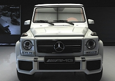 Santa Claus Has a New G 65 AMG Sleigh [Photo Gallery]