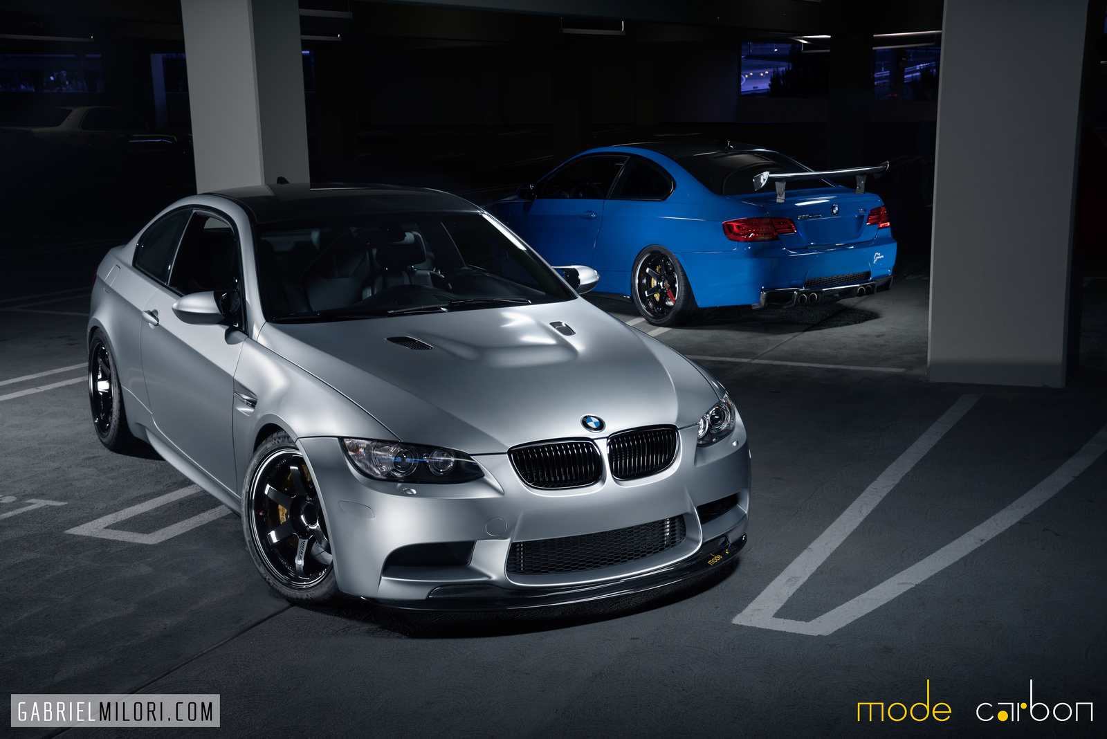 Santorini Blue Bmw E92 M3 Is Back And This Time It Brought A