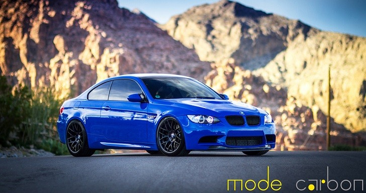 Santorini Blue BMW E92 M3 Will Make You Gasp [Photo Gallery]