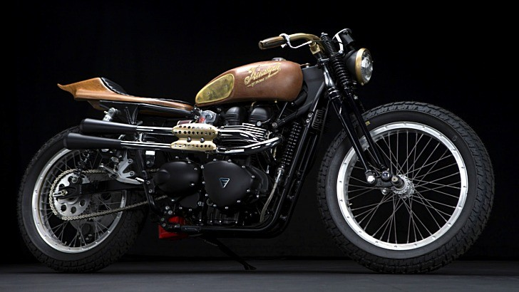Sarah Lahalih S Steampunk Leather And Wood Triumph