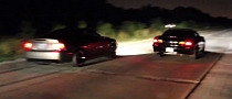 Saturday Night Street Racing Texan Style [Video]