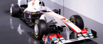 Sauber F1 Team Launches C30 Car