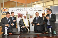 The deal was signed by Zahid Tractor & Al Ayuni