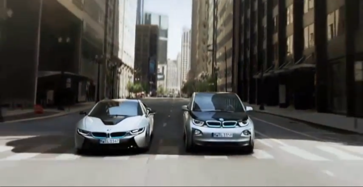 Say Goodbye to the Fuel Station with BMW's i3 [Video]