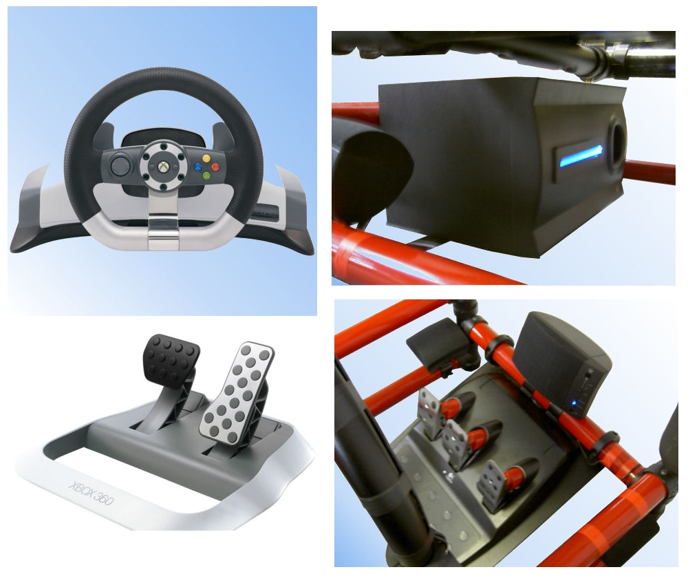 Say Hello To The Multidrive Rs Driving Simulator Drive A Car In