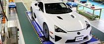 Sayonara! Final Lexus LFA Delivered in Europe
