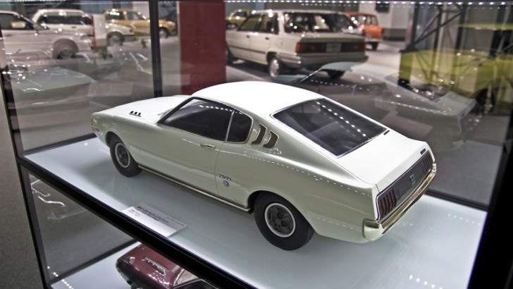 Scale Models Display for Toyota Anniversary [Photo Gallery]
