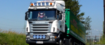 Scania Challenges TSL to Fuel Efficiency Duel