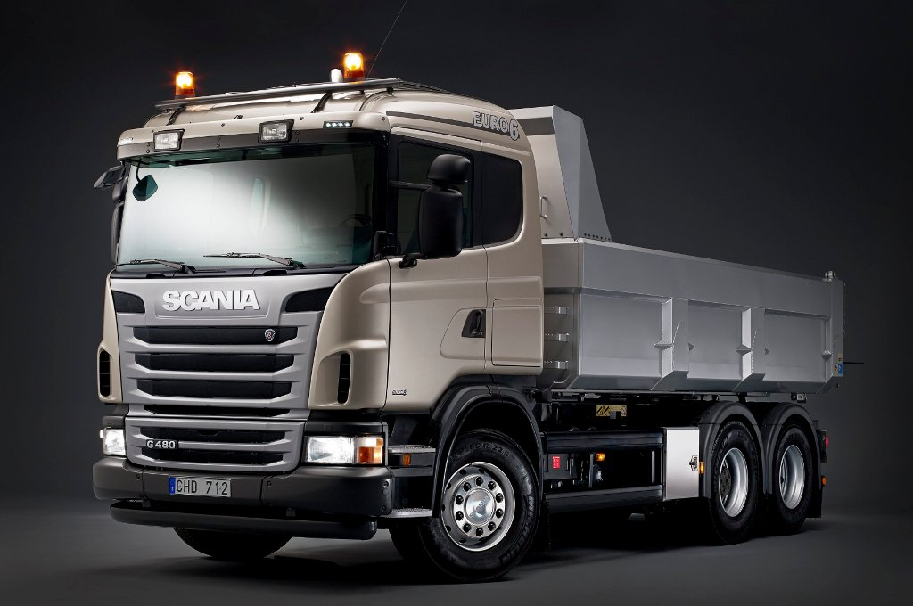 Scania Introduces Euro 6 Engines - autoevolution