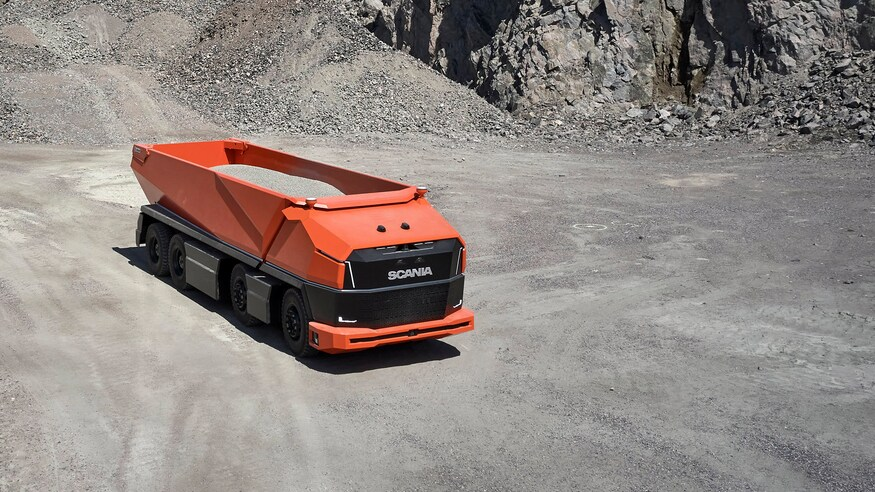mezzo d'opera cava cantiere AXL SCANIA Scanias-axl-driverless-truck-is-cab-less-extremely-versatile-137833_1