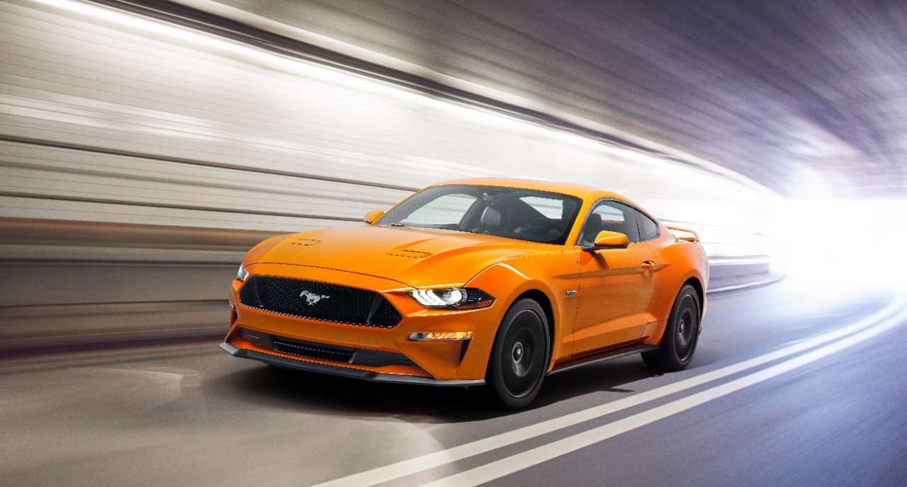 Ford F-150, Mustang getting next-gen pedestrian-avoidance tech