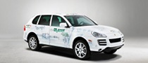 Schaeffler Group Presents CO2ncept-10% Cayenne