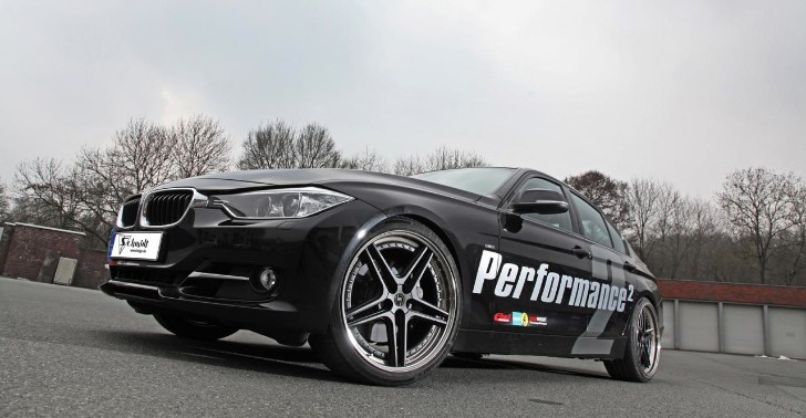 Schmidt Revolution BMW 335i Performance Edition Launched [Photo Gallery]