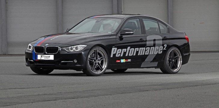 Schmidt Revolution Introduces BMW 335i Performance Edition [Photo Gallery]