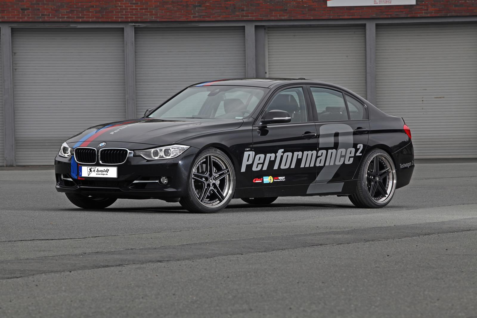 Schmidt Revolution Introduces Bmw 335i Performance Edition Autoevolution