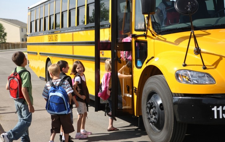 School Bus Company Bans Pupils From Reading Books While