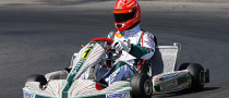 Schumacher Celebrates Wedding Anniversary at the Karting Track