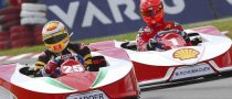Schumacher Goes Karting for F1 Preparations