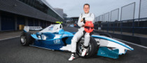 Schumacher GP2 Test Begins in Jerez, Pics