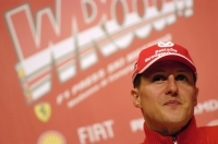 Schumacher shares thoughts on 2008 title fight