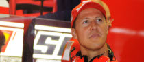 Schumacher to Miss Ferrari Pit Wall in China and Bahrain