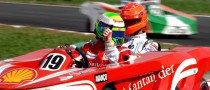 Schumacher Wins Karting Event Ahead of Massa